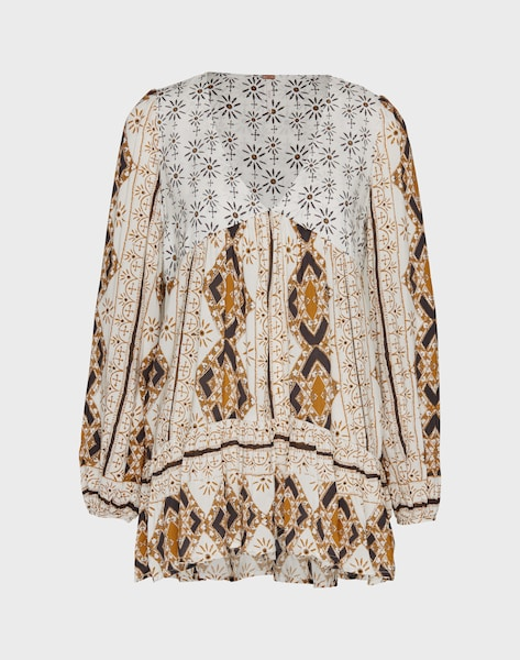 Free People Tunika 'Down By The Bay'