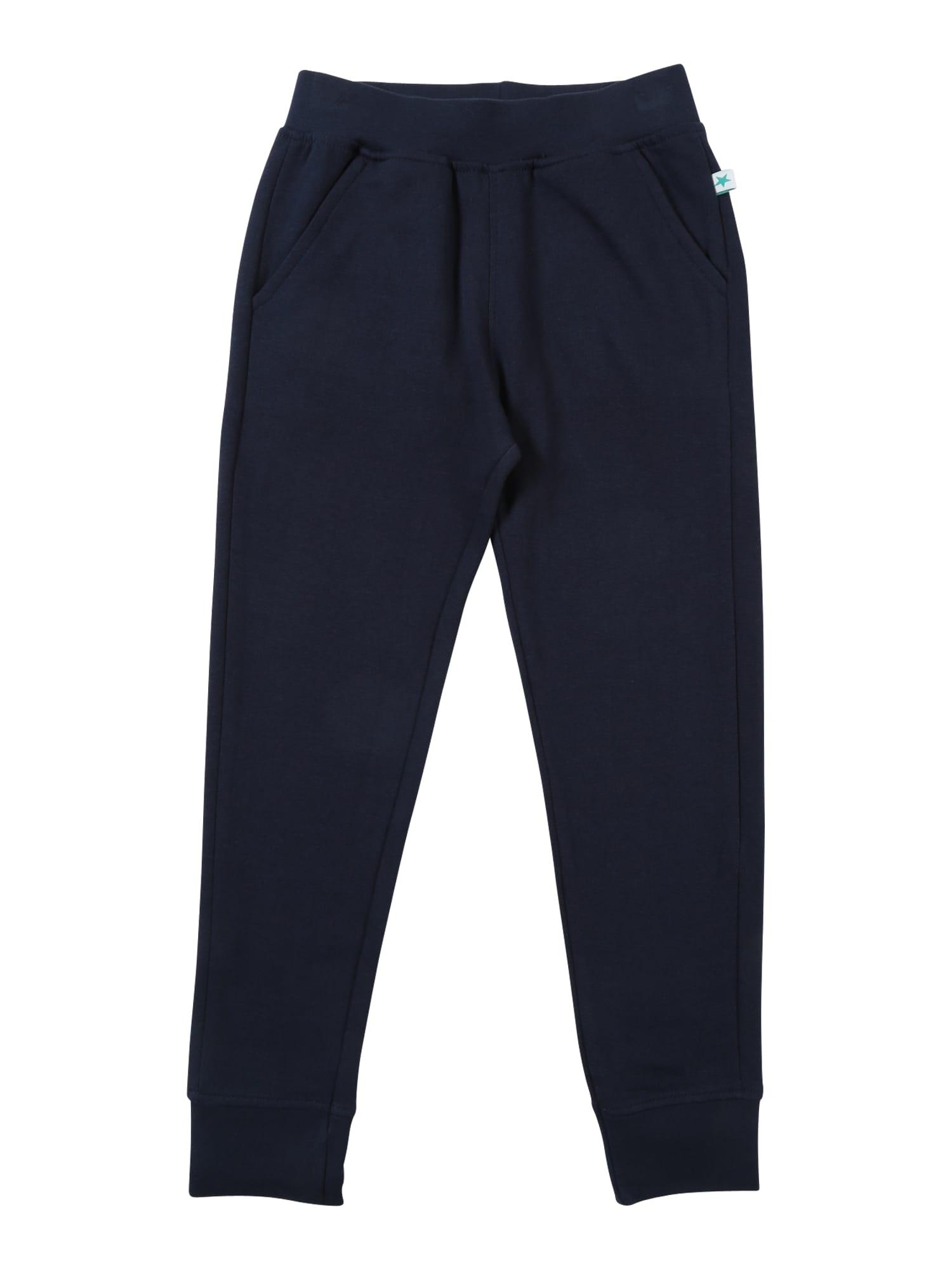 Kalhoty modrá tmavě modrá mix barev BLUE SEVEN