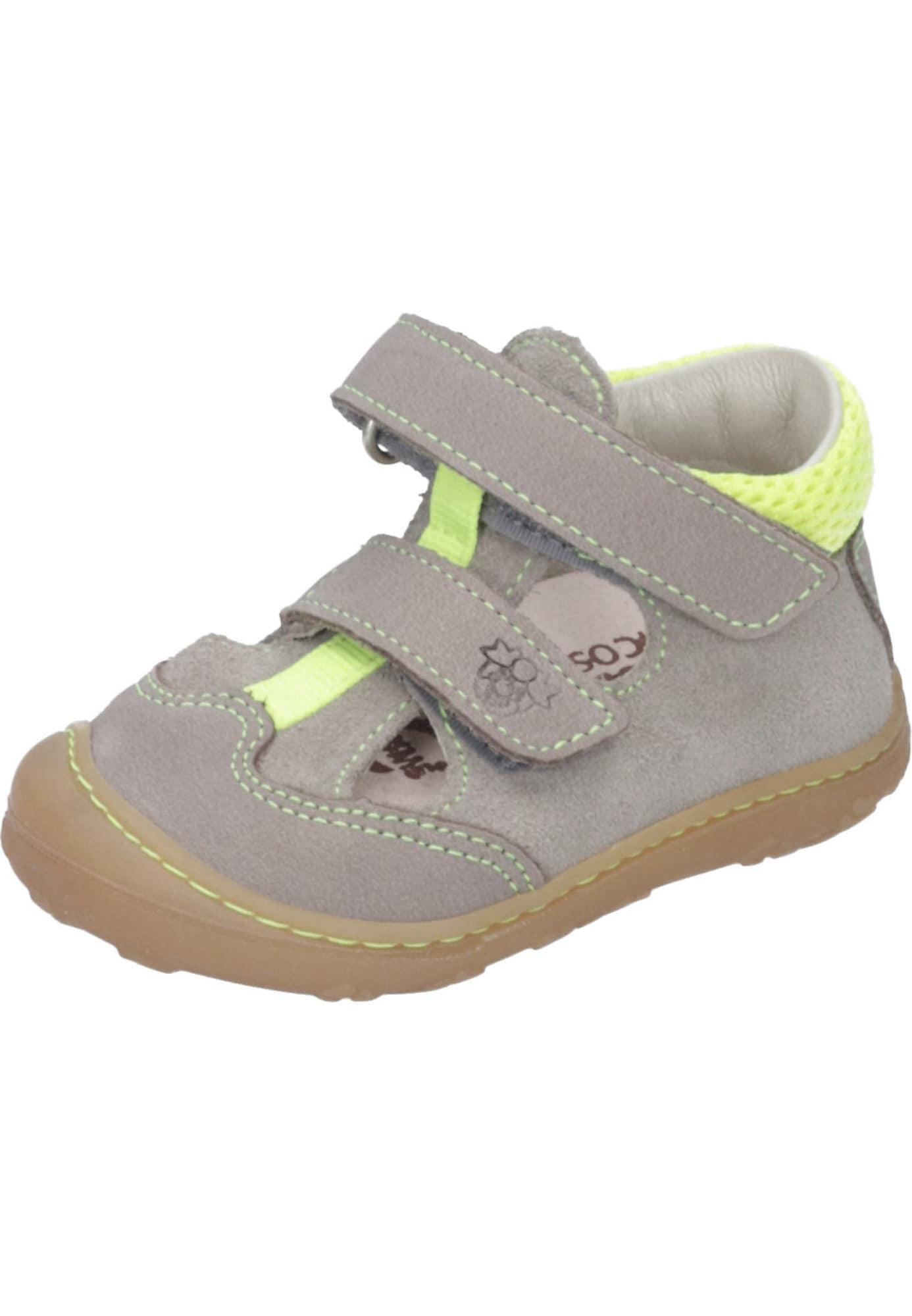 Jungen,  Kinder,  Kinder Pepino Sandale grün, khaki | 04059688370567
