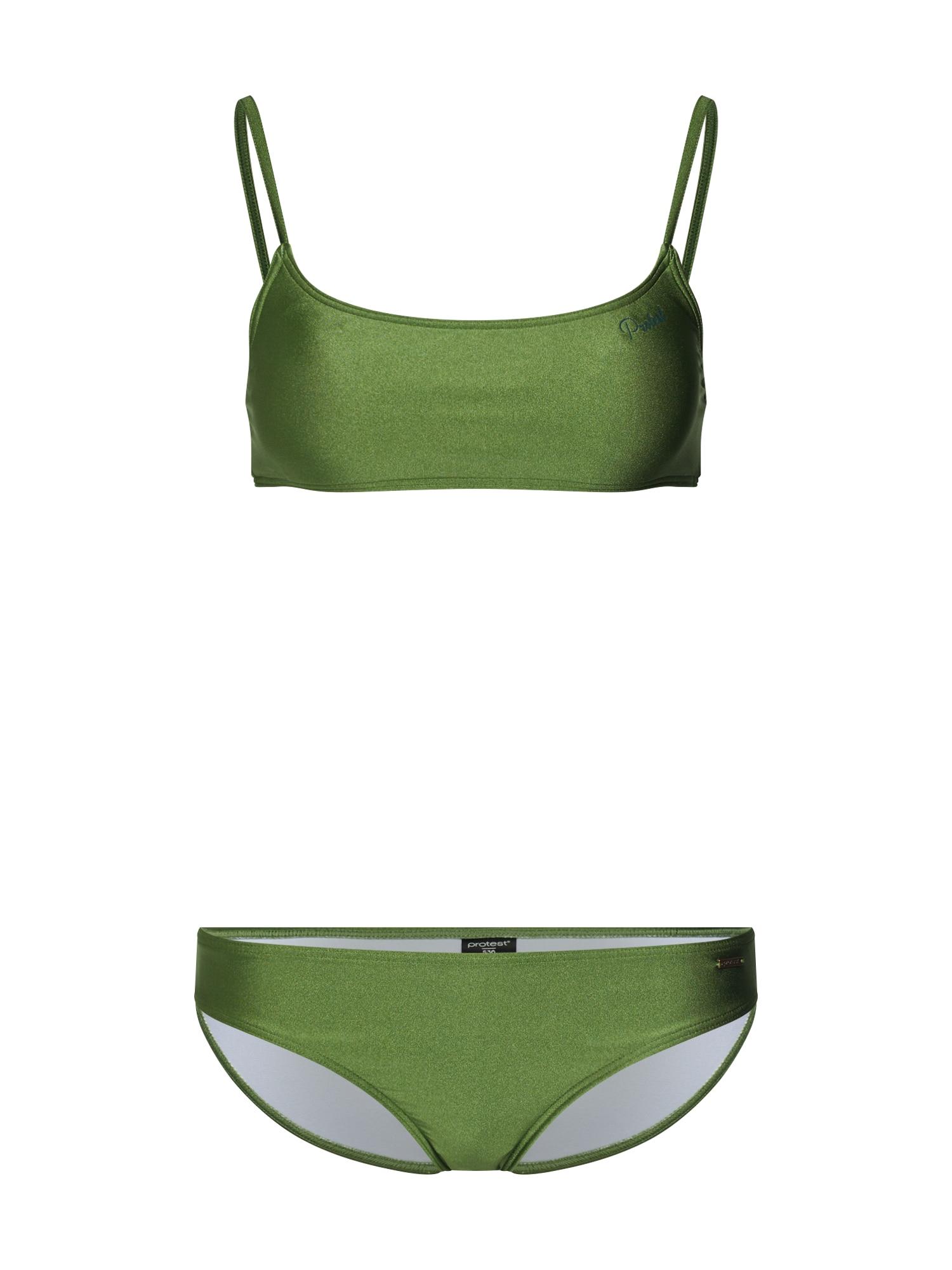 Bikiny JACUZZI bikini zelená PROTEST
