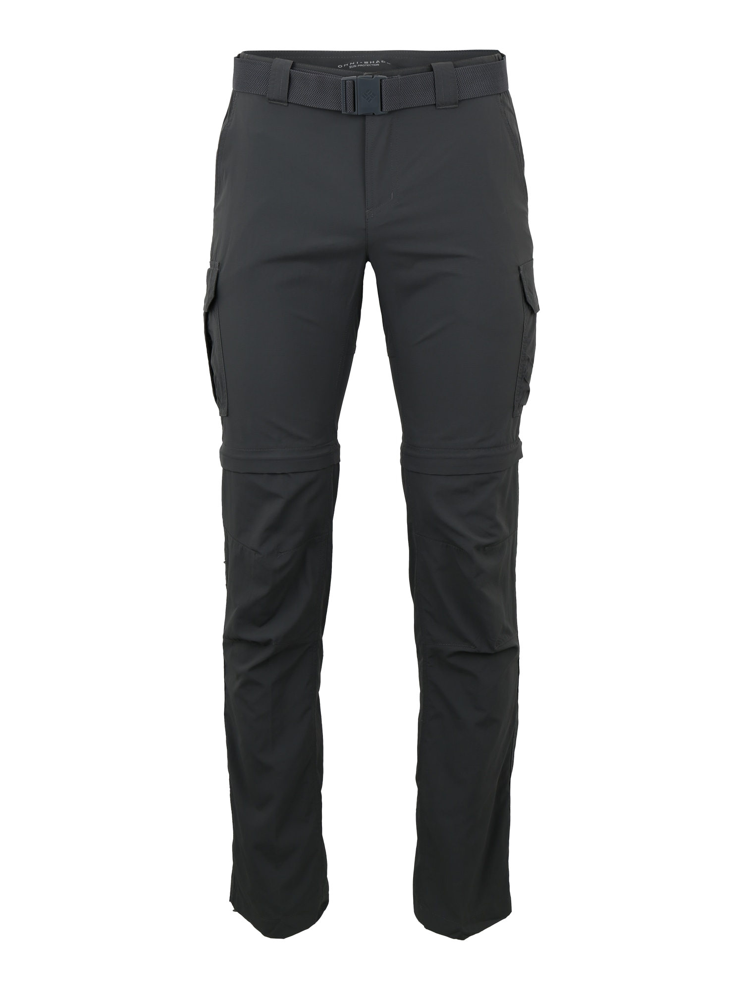 Sportovní kalhoty Silver Ridge II converti tmavě šedá COLUMBIA