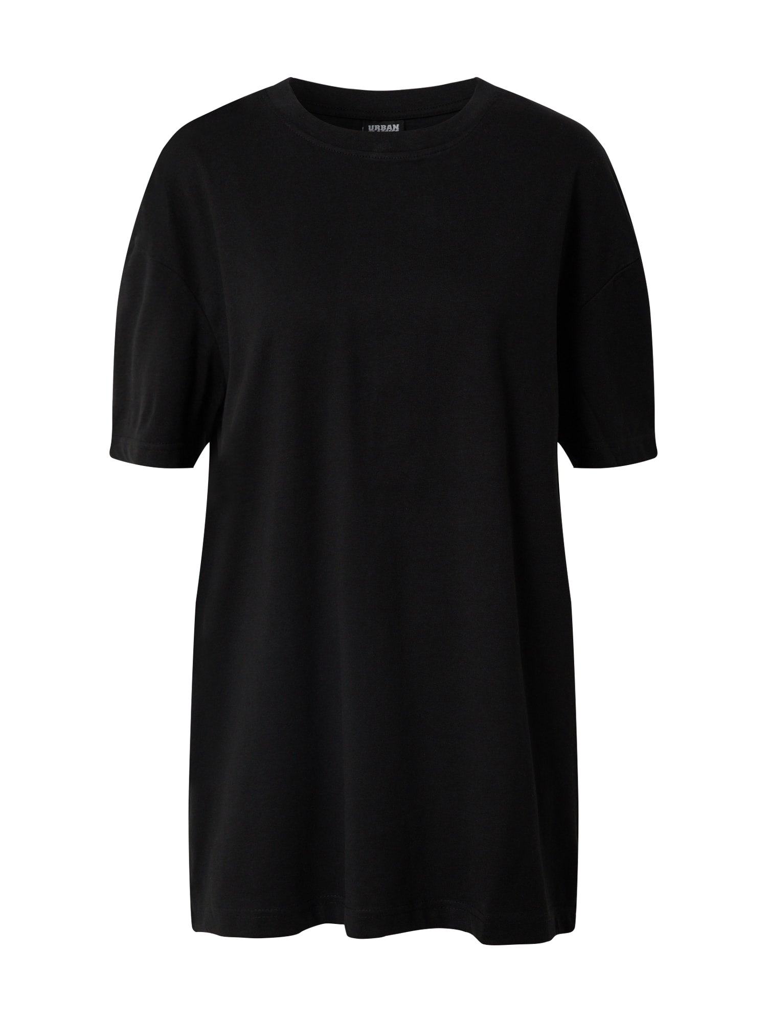 Urban Classics Oversize tričko  čierna
