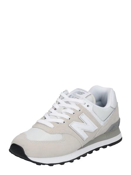 Sneakers für Frauen - New Balance Sneaker 'WL574' hellgrau  - Onlineshop ABOUT YOU