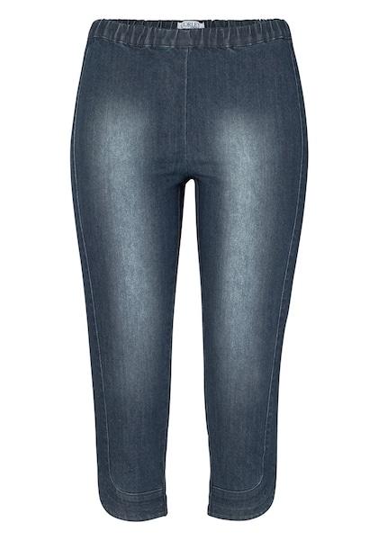 Hosen für Frauen - CHEER Caprijeans dunkelblau  - Onlineshop ABOUT YOU