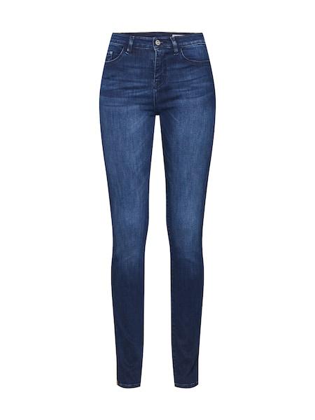 Hosen - Jeans › EDC BY ESPRIT › blue denim dunkelblau  - Onlineshop ABOUT YOU