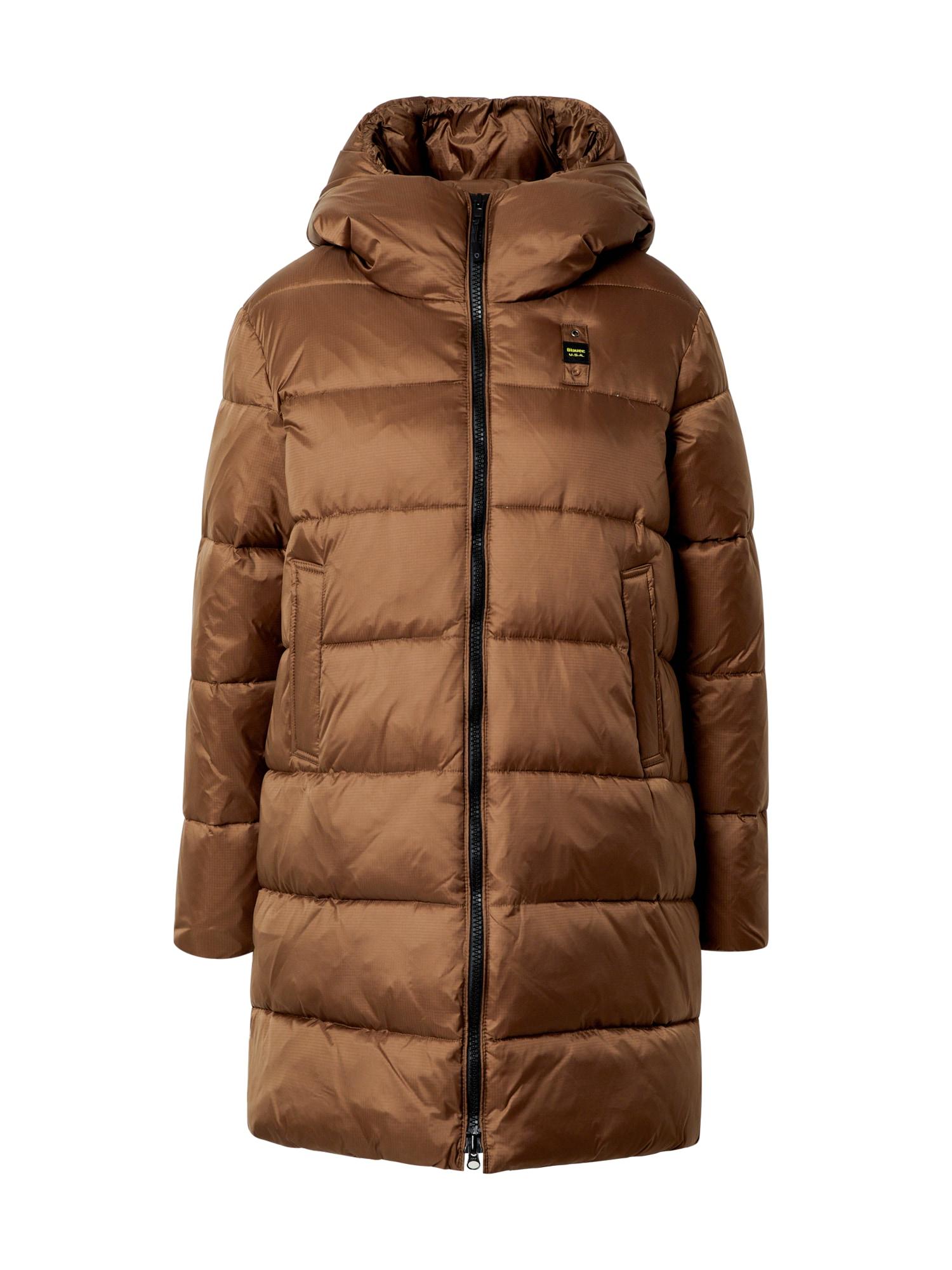 Blauer.USA Žieminis paltas ruda