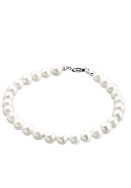 Armbaender für Frauen - ELLI Armband perlweiß  - Onlineshop ABOUT YOU