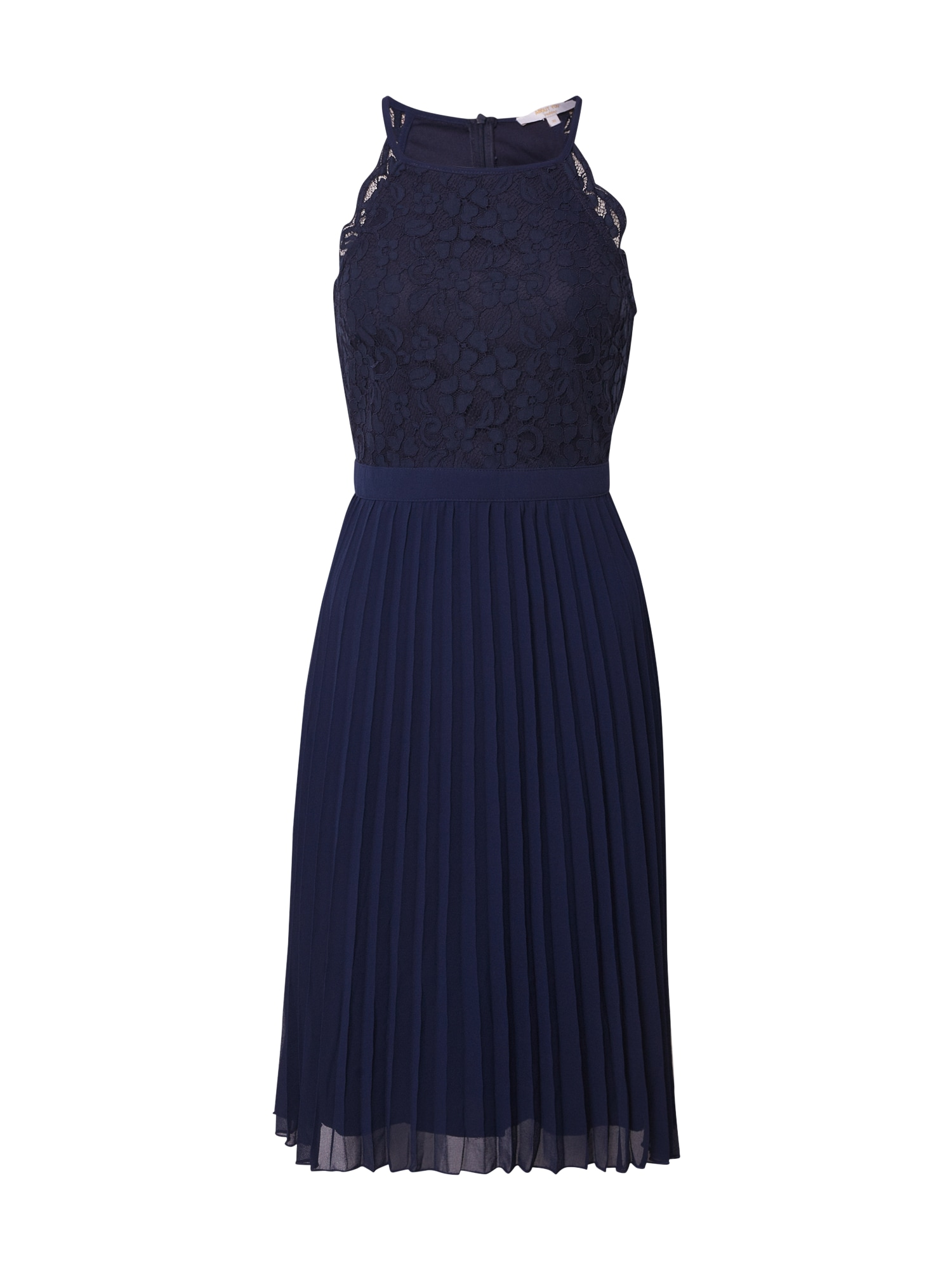 ABOUT YOU Kokteilinė suknelė 'Grace' tamsiai mėlyna