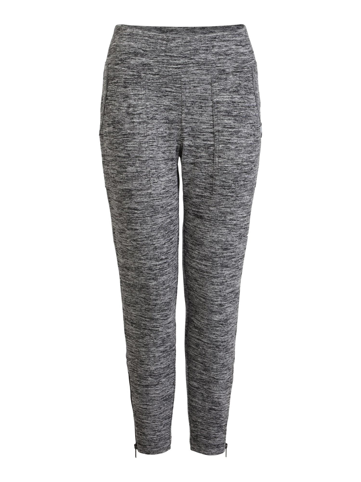 Sportovní kalhoty RAVEN šedá černá Marika