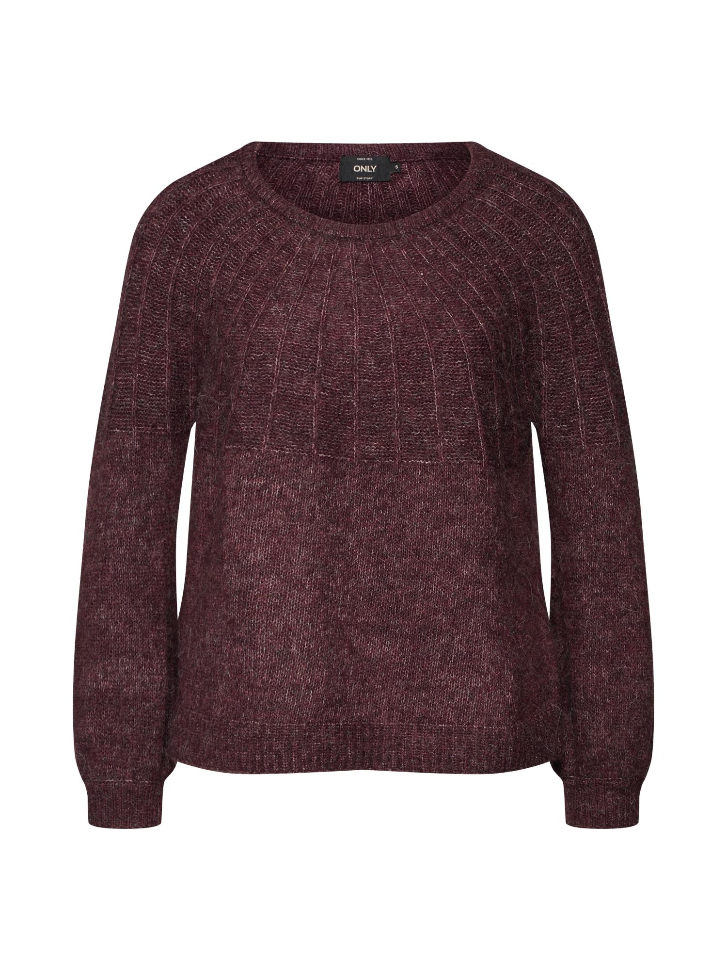 ONLY Megztinis vyšninė spalva