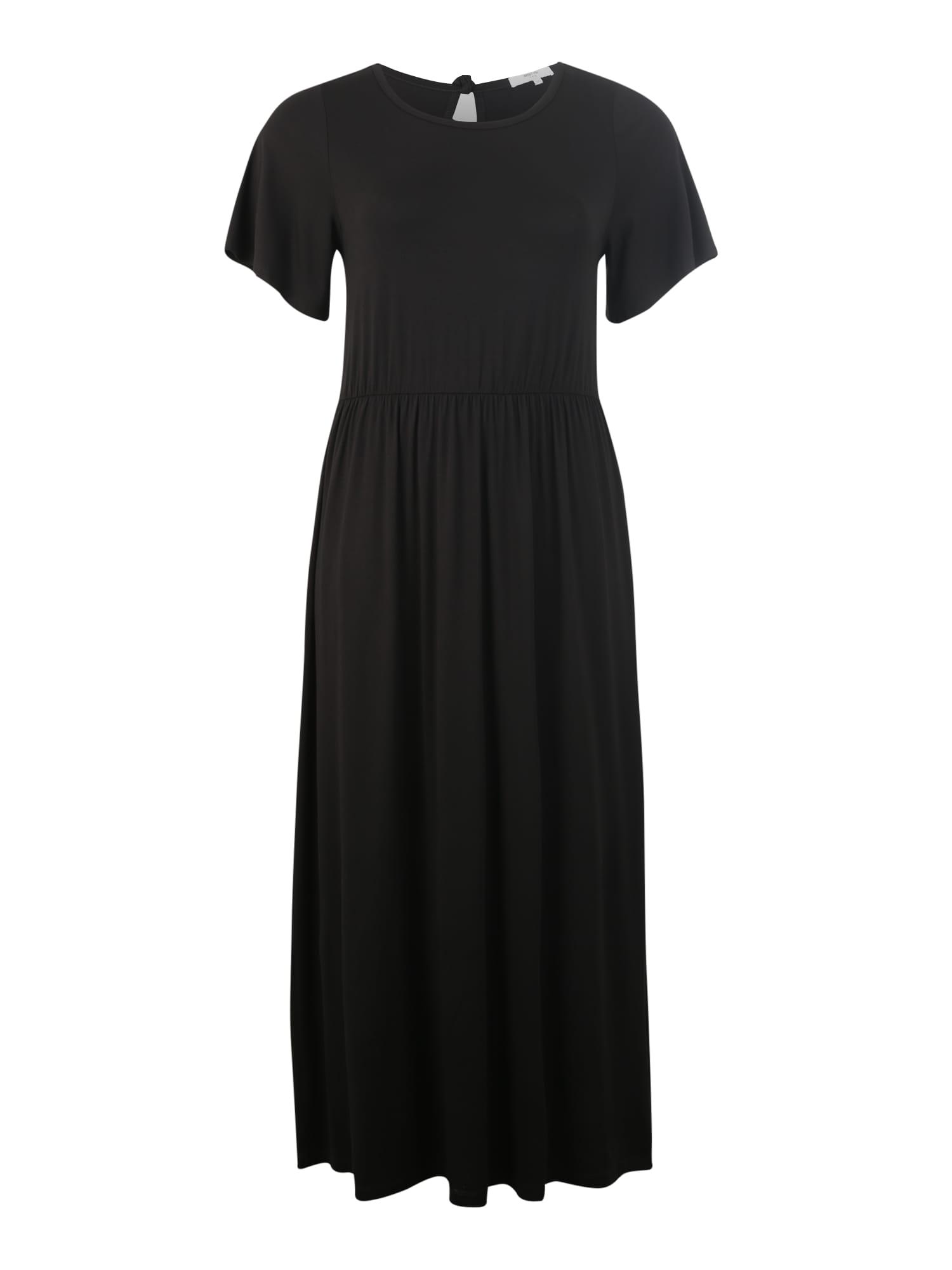 Společenské šaty Jolina černá ABOUT YOU Curvy