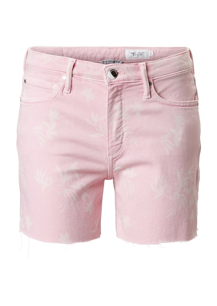 Hosen für Frauen - Marc O'Polo DENIM Shorts pastellpink  - Onlineshop ABOUT YOU