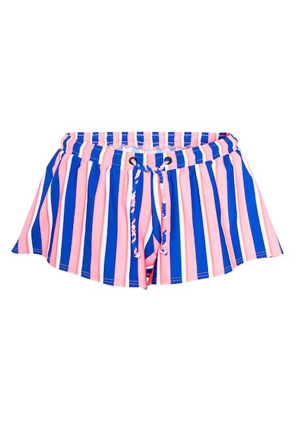 Bademode - Badeshorts › Chiemsee › blau altrosa weiß  - Onlineshop ABOUT YOU