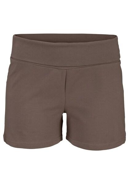 Hosen für Frauen - Strandshorts › BEACH TIME › mokka  - Onlineshop ABOUT YOU
