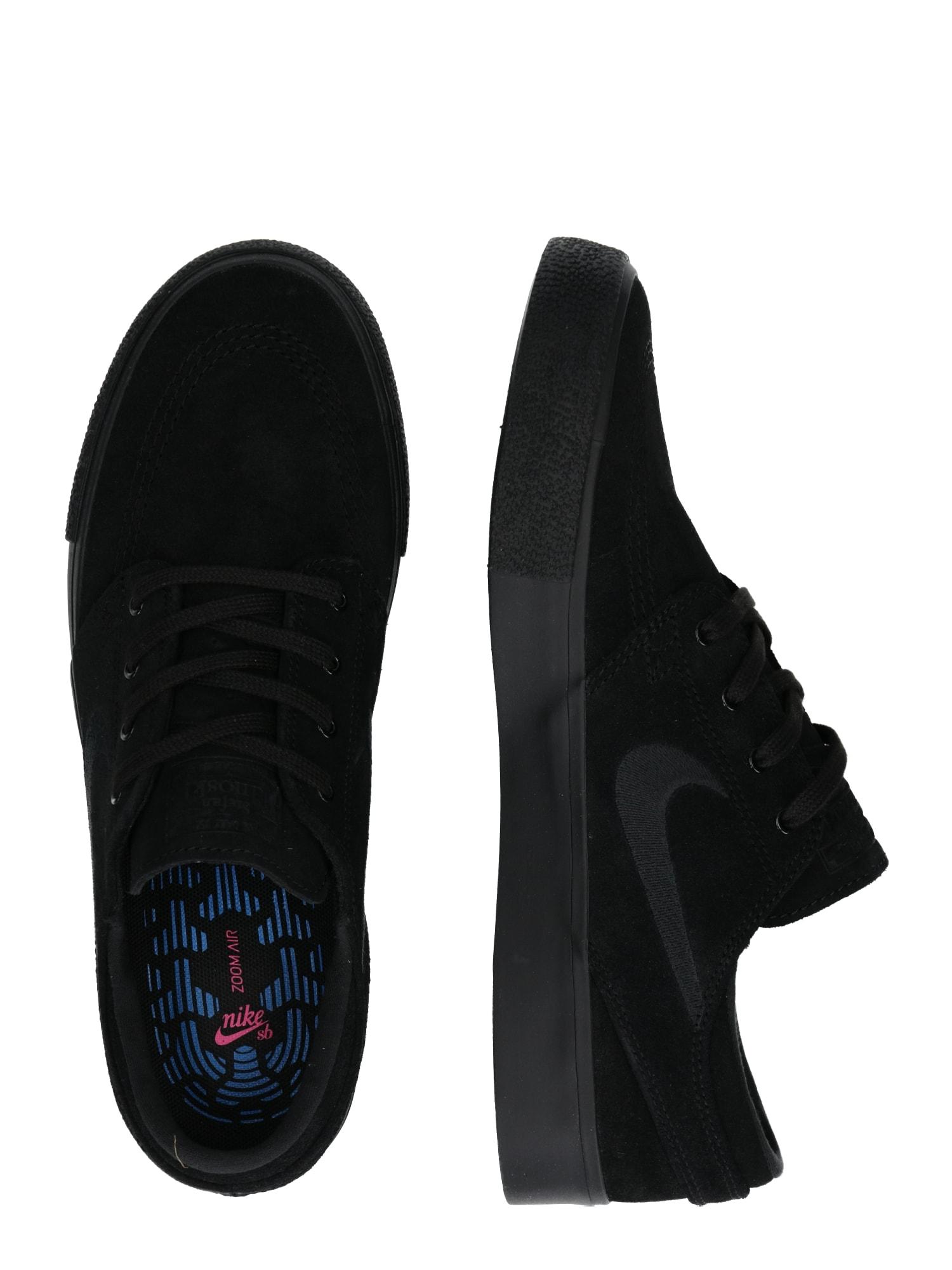 Nike SB, Damen Sneakers laag  Janoski RM, zwart
