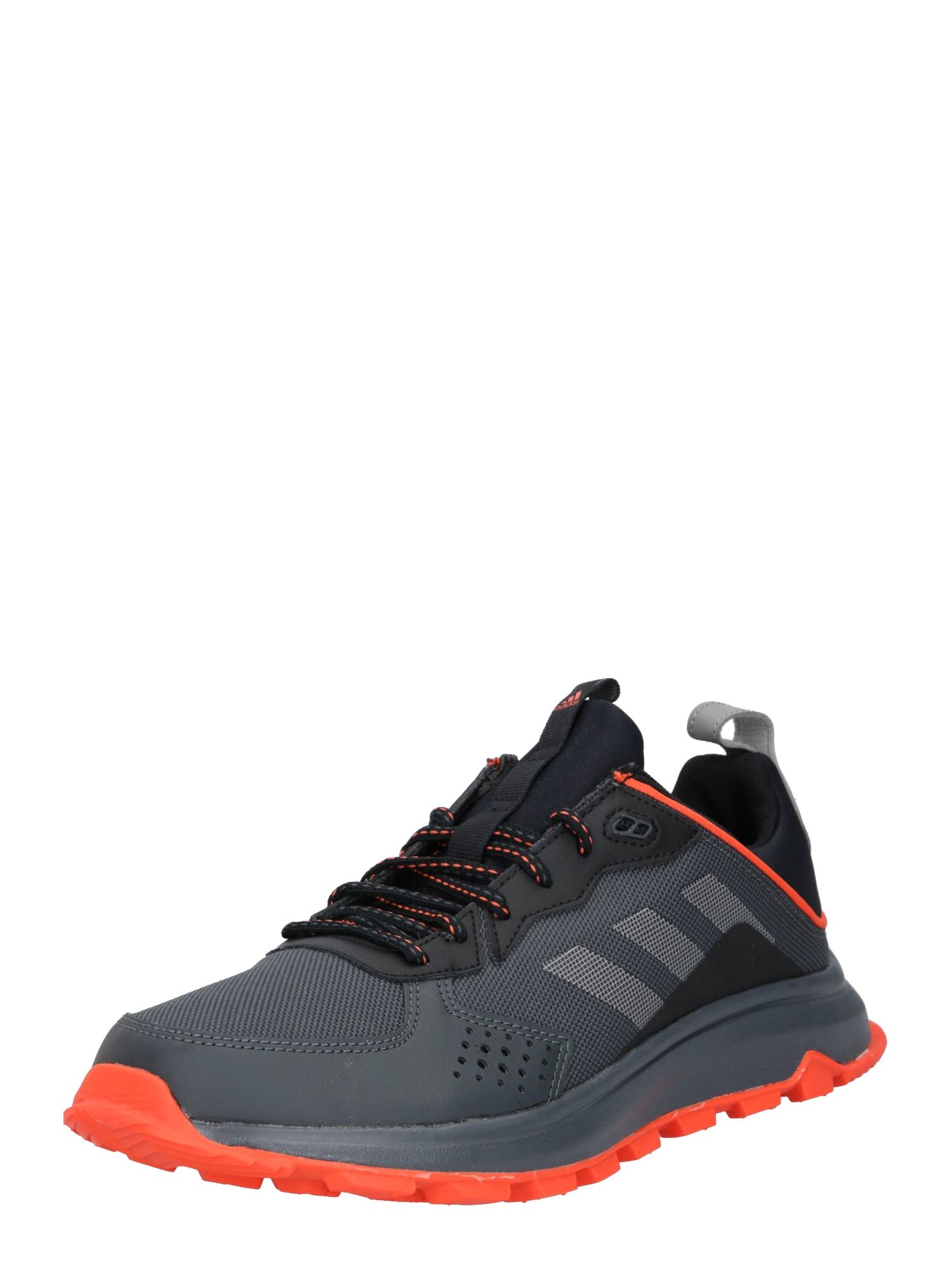 ADIDAS PERFORMANCE Běžecká obuv 'RESPONSE TRAIL'  oranžová / šedá
