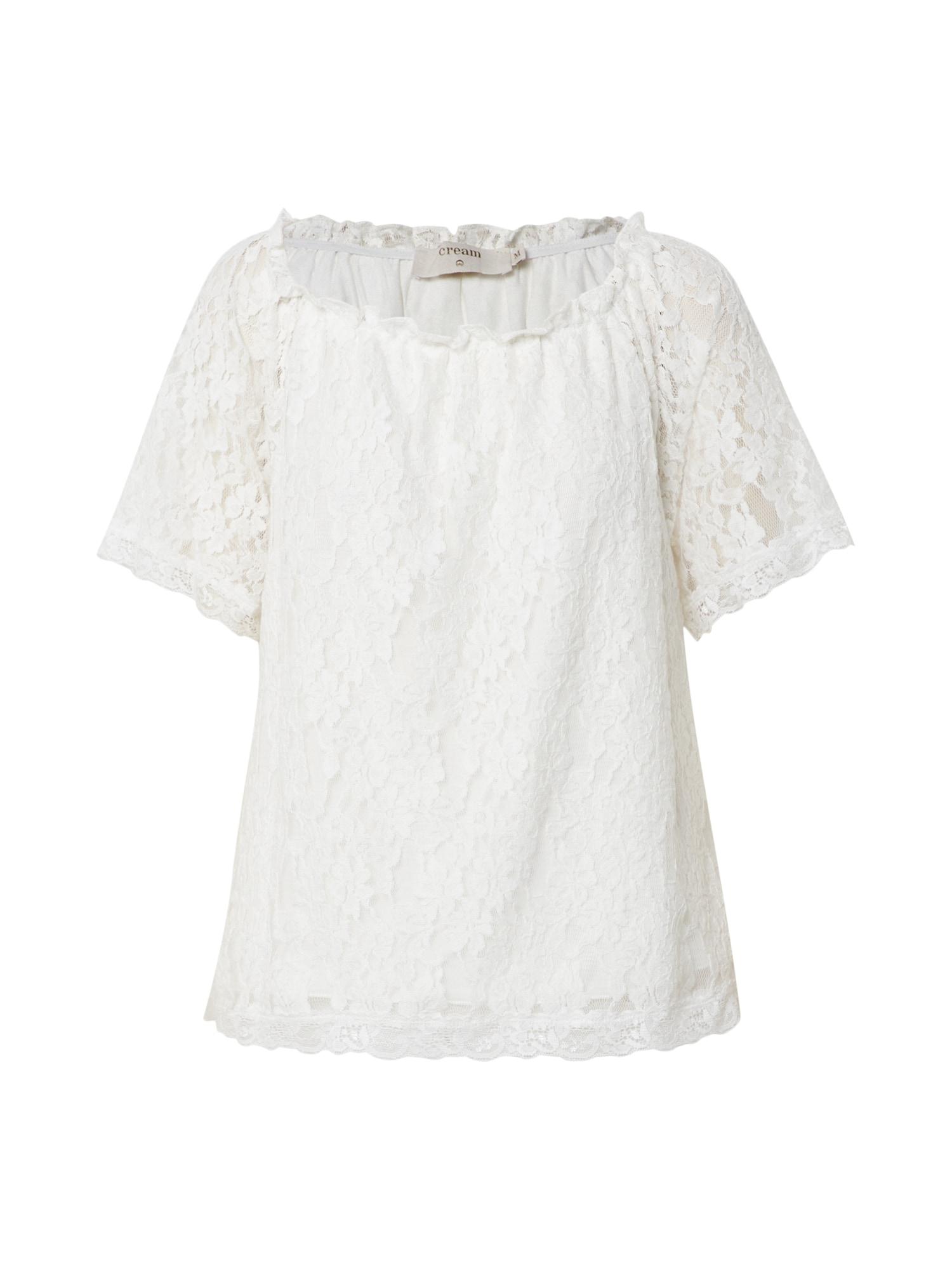 Cream Marškinėliai
