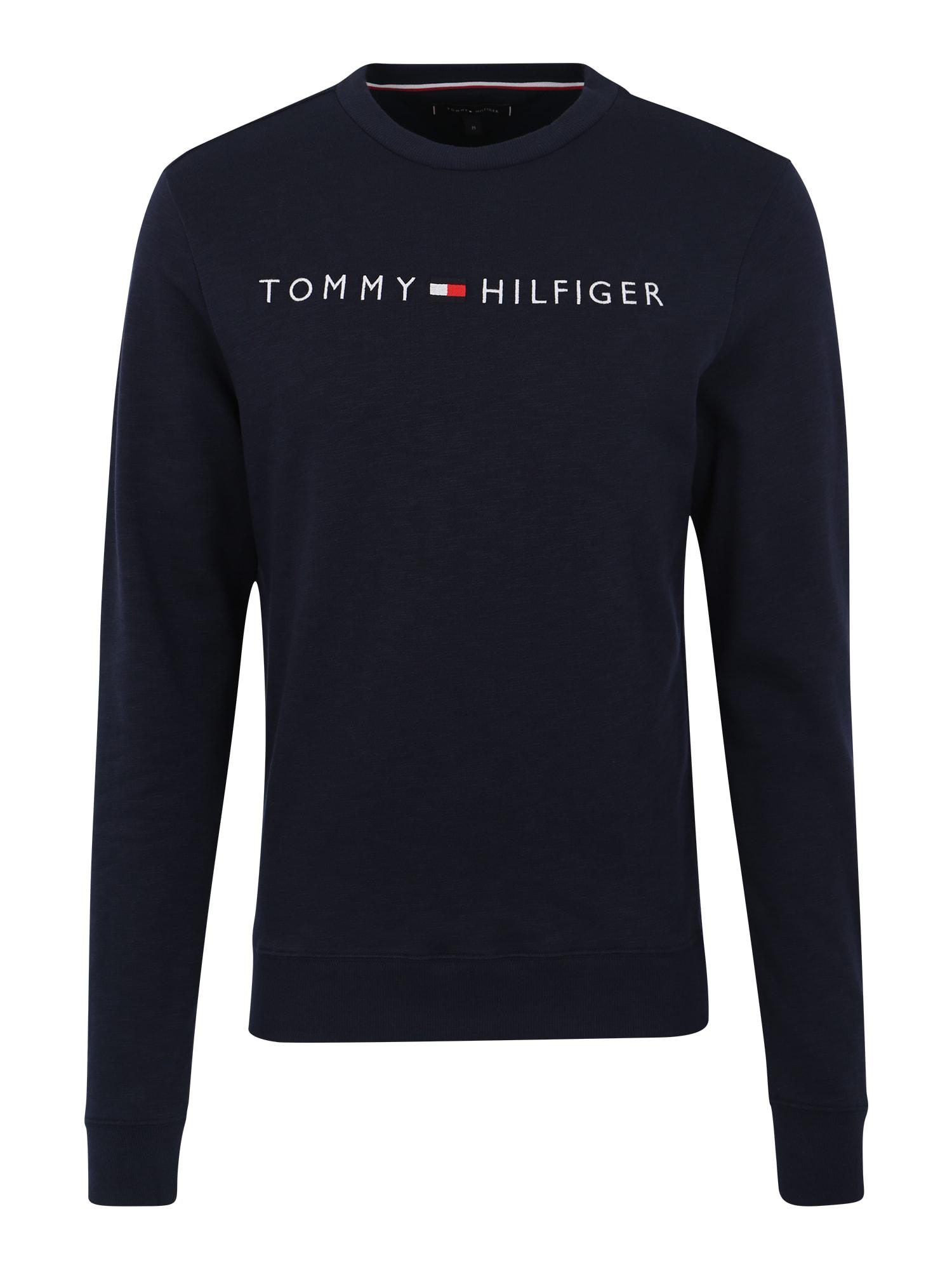 Tílko kobaltová modř Tommy Hilfiger Underwear