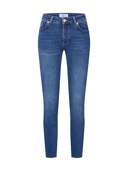 Hosen - Jeans 'KATE NW LUX SKINNY ANCLE' › WHY7 › blau  - Onlineshop ABOUT YOU