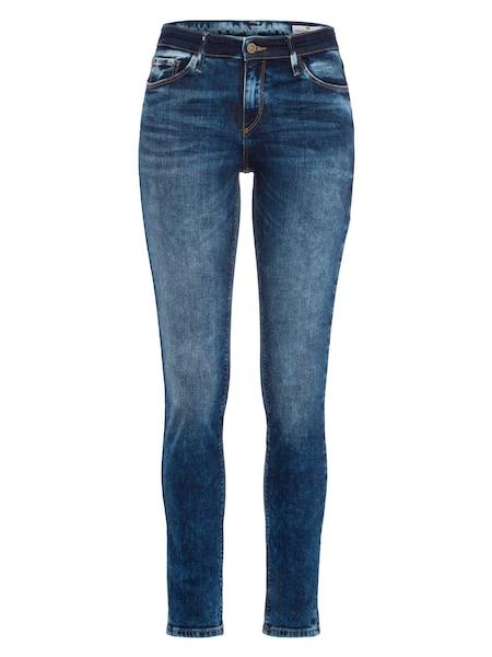 Hosen - Jeans 'Nancy' › cross jeans › blue denim  - Onlineshop ABOUT YOU