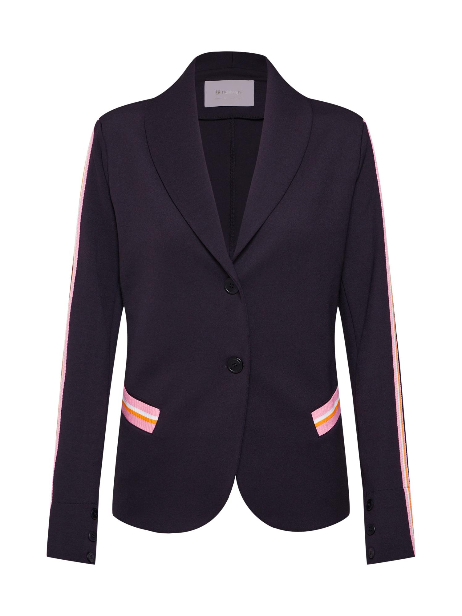 Blejzr námořnická modř pink růžová Rich & Royal