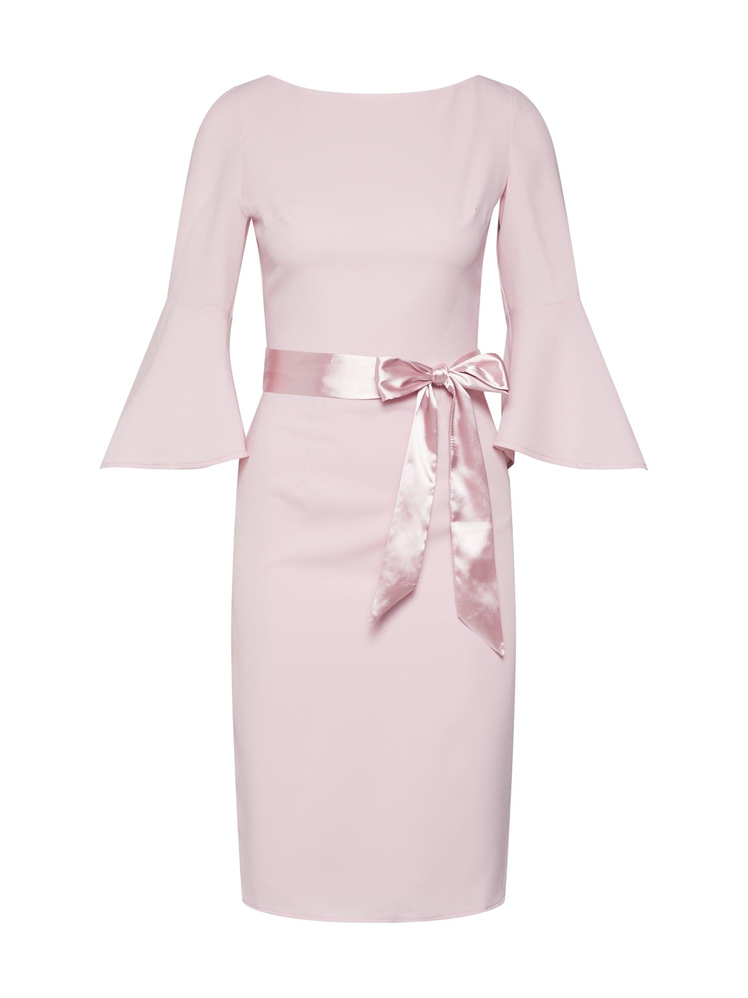 Šaty Yohana růžová Chi Chi London