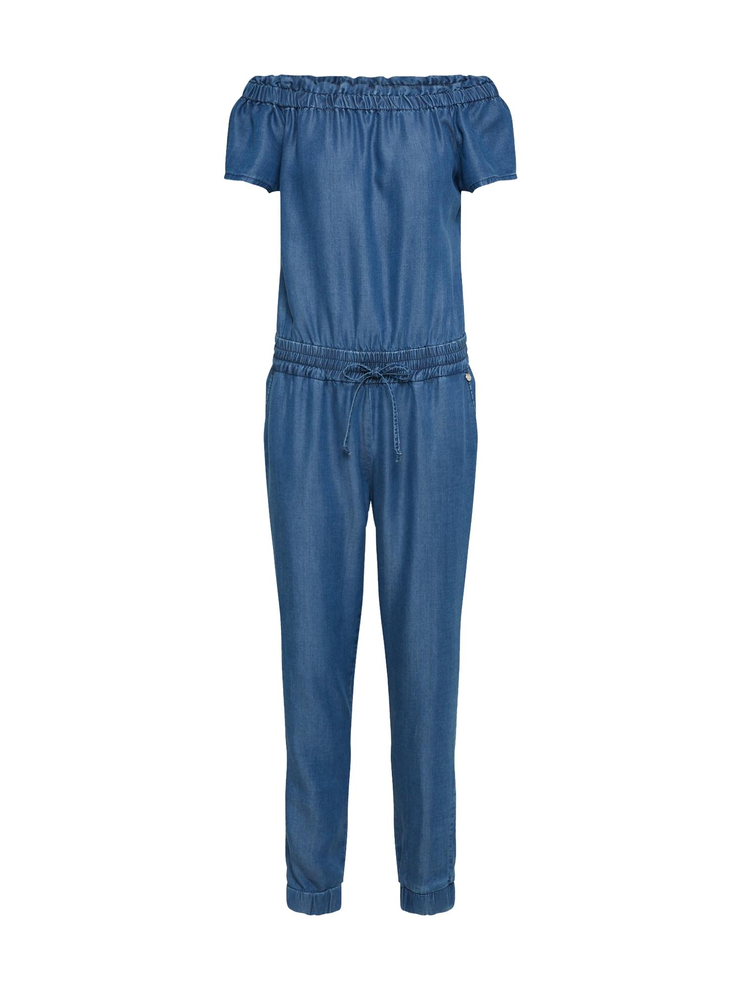 Overal modrá džínovina Rich & Royal