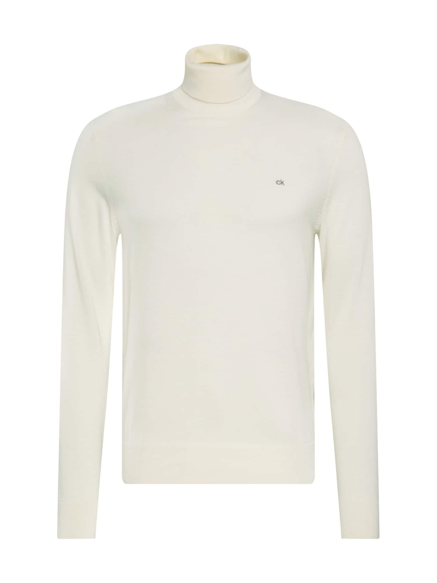 Calvin Klein Megztinis balkšva