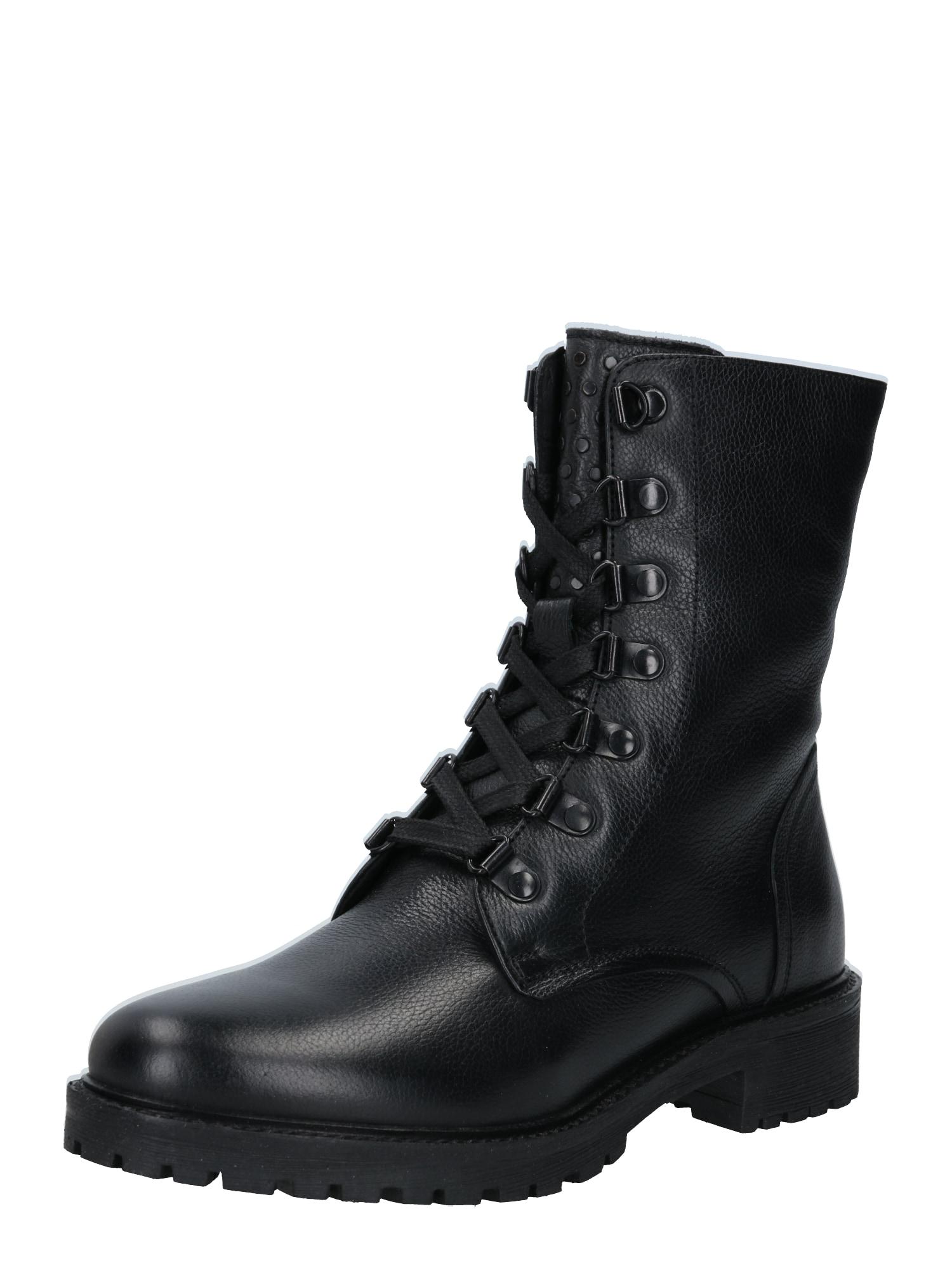GEOX Suvarstomieji kulkšnis dengiantys batai