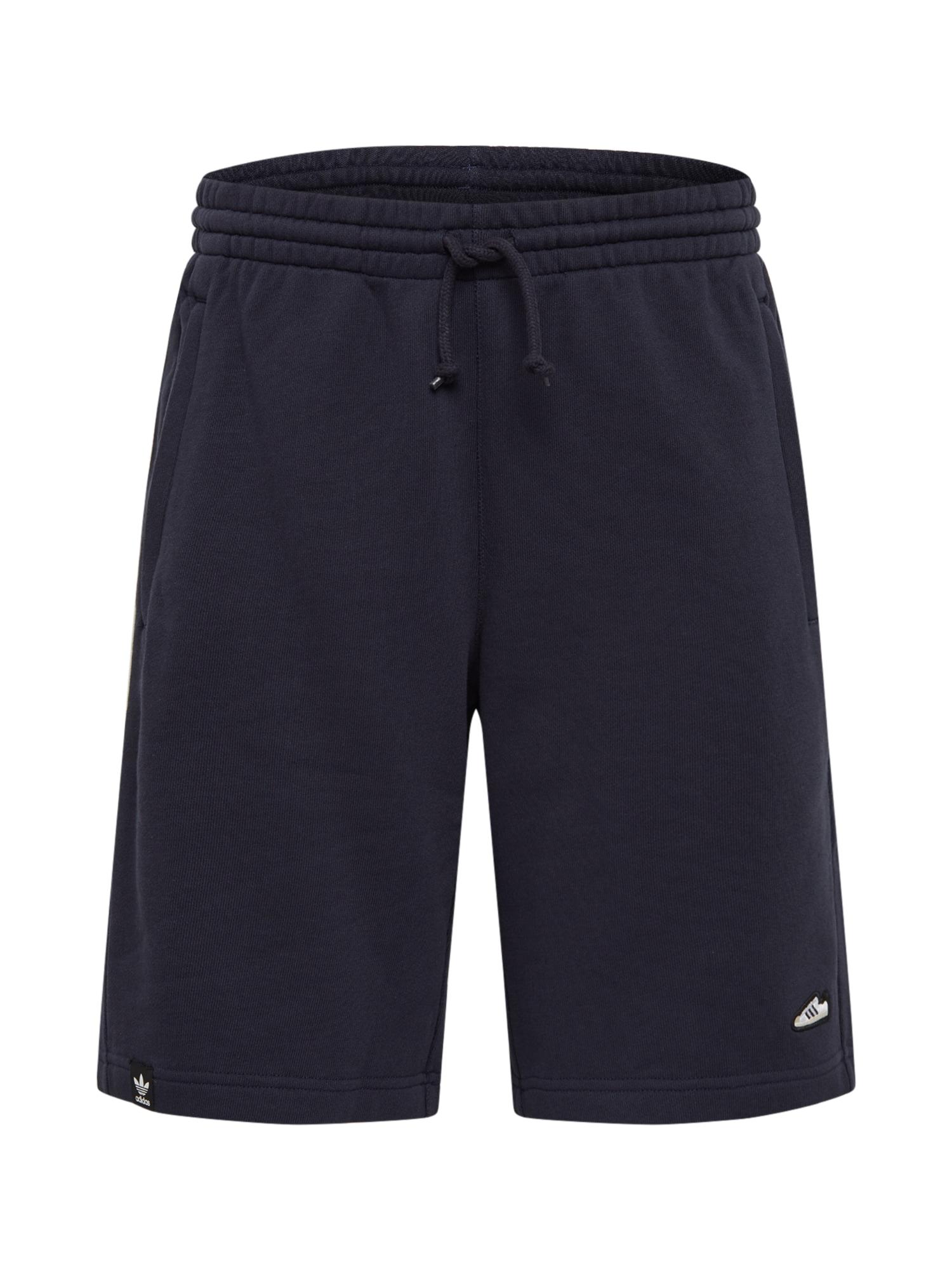 ADIDAS ORIGINALS Sportinės kelnės 'SST EMB' mėlyna