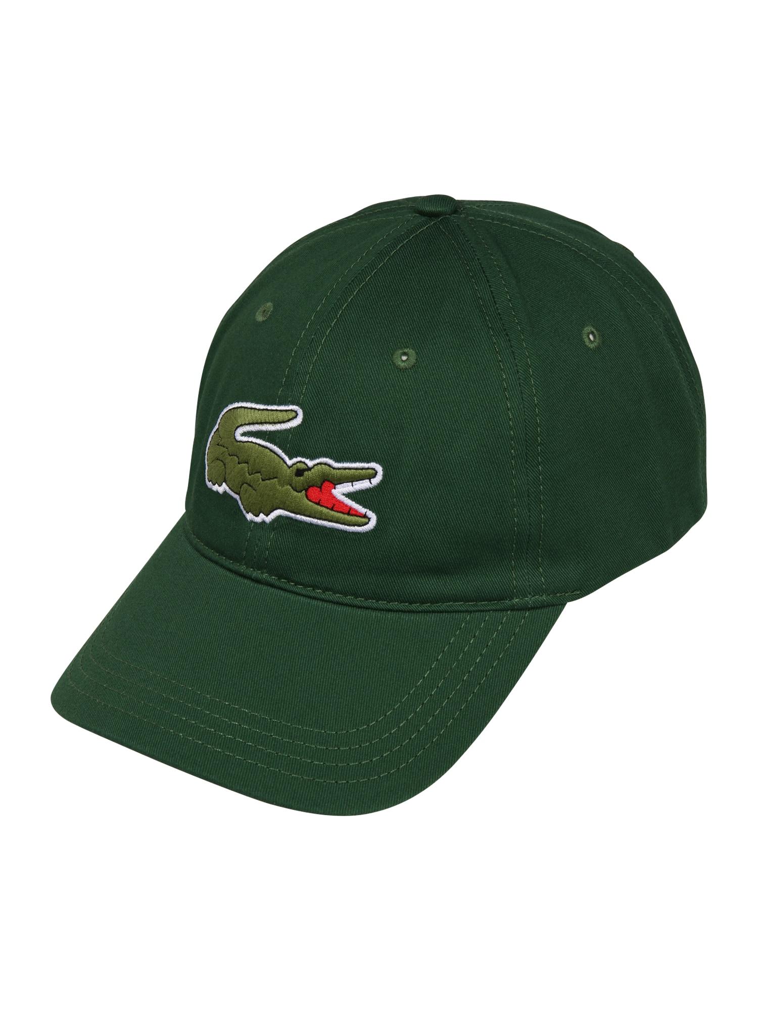 LACOSTE Kepurė žalia