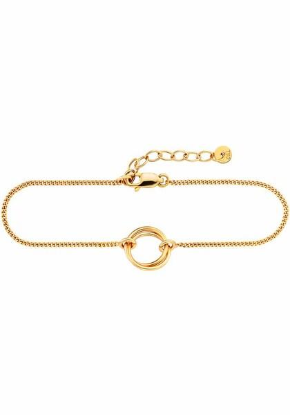 Armbaender - Armband 'linked in, C1856B 90 00 20' › Caï › gold  - Onlineshop ABOUT YOU