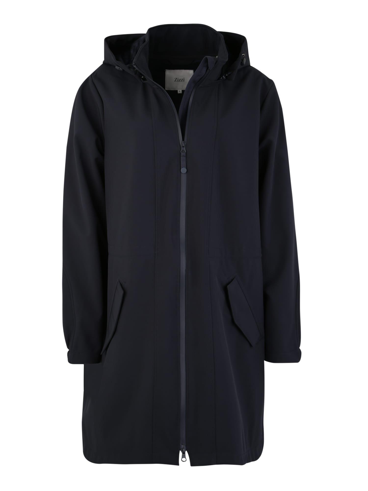 Zizzi Demisezoninis paltas tamsiai mėlyna