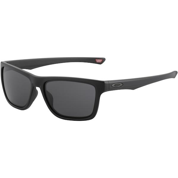 Sonnenbrillen für Frauen - OAKLEY Sonnenbrille 'Holston' grau schwarz  - Onlineshop ABOUT YOU