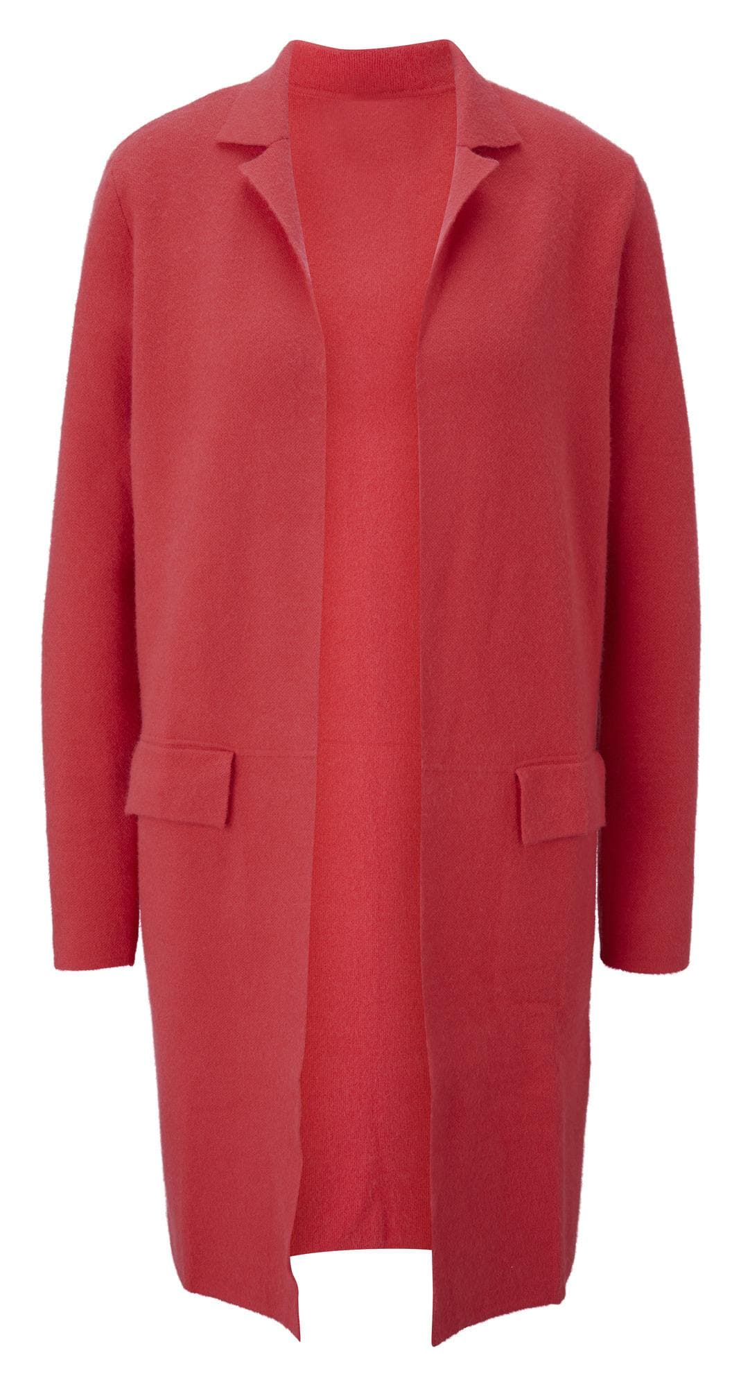 heine Demisezoninis paltas raudona