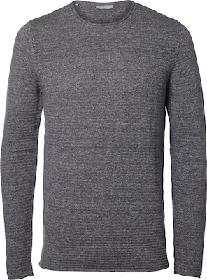 SELECTED HOMME Pullover 'DGARY CCREW NECK NOOS'
