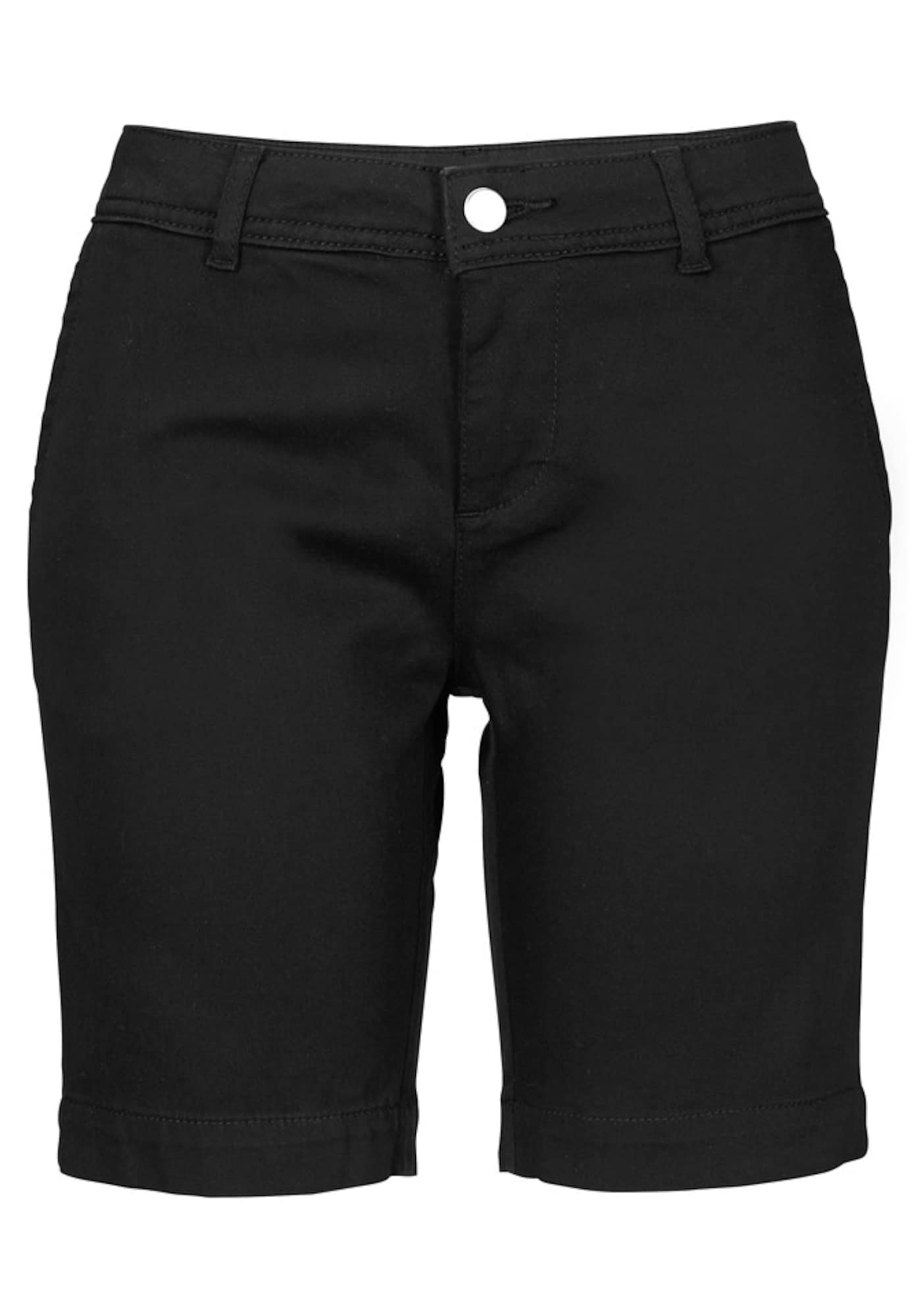 LASCANA Kalhoty  černá