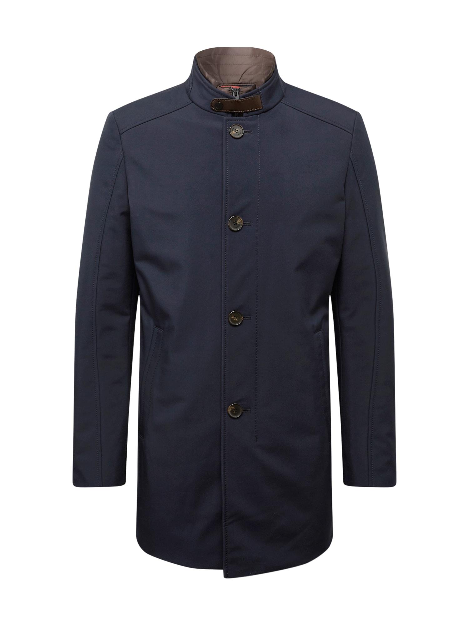 CINQUE Demisezoninis paltas nakties mėlyna