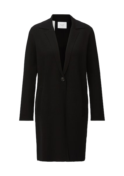 Jacken - Cardigan › Marc O'Polo Pure › schwarz  - Onlineshop ABOUT YOU