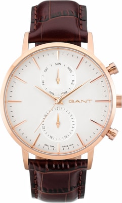 GANT Multifunktionsuhr, »Park Hill Day-Date, W11203«