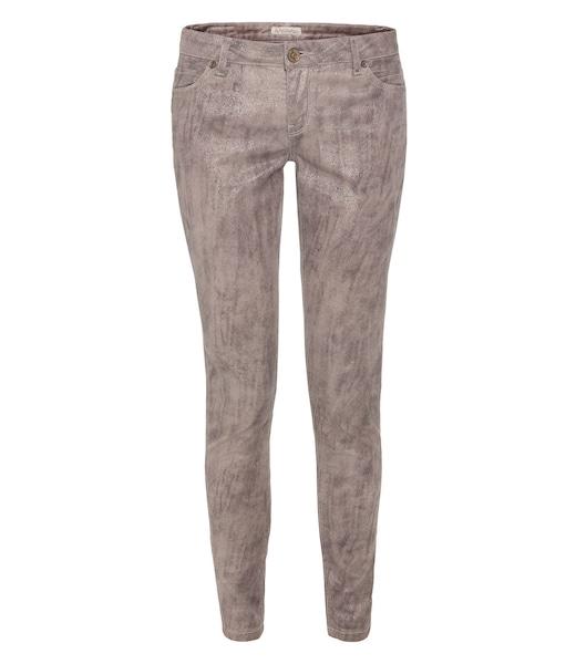 Hosen für Frauen - Jeans › Soccx › mauve  - Onlineshop ABOUT YOU