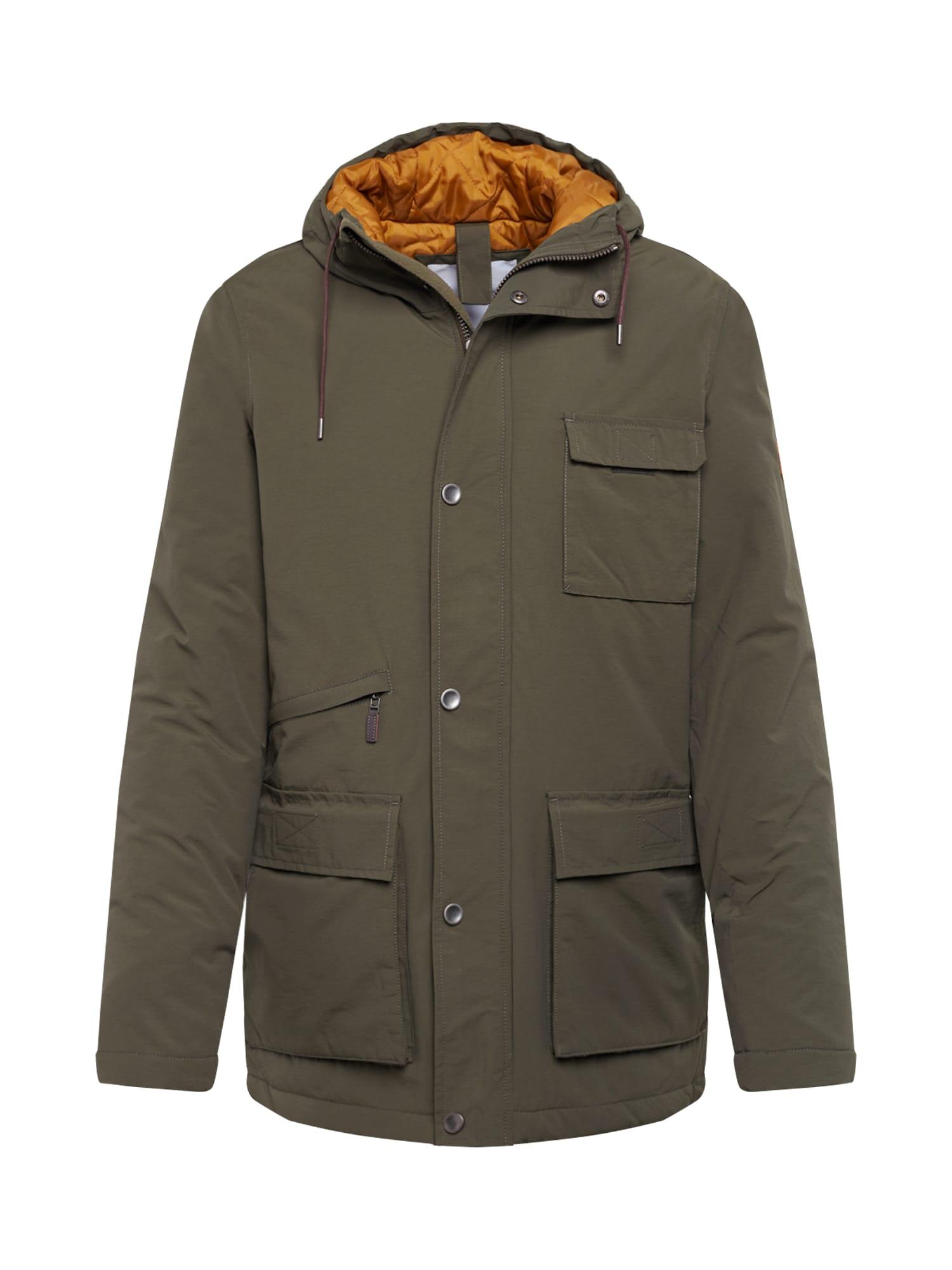 Revolution Ilga rudeninė-žieminė striukė 'Fjellan' rusvai žalia