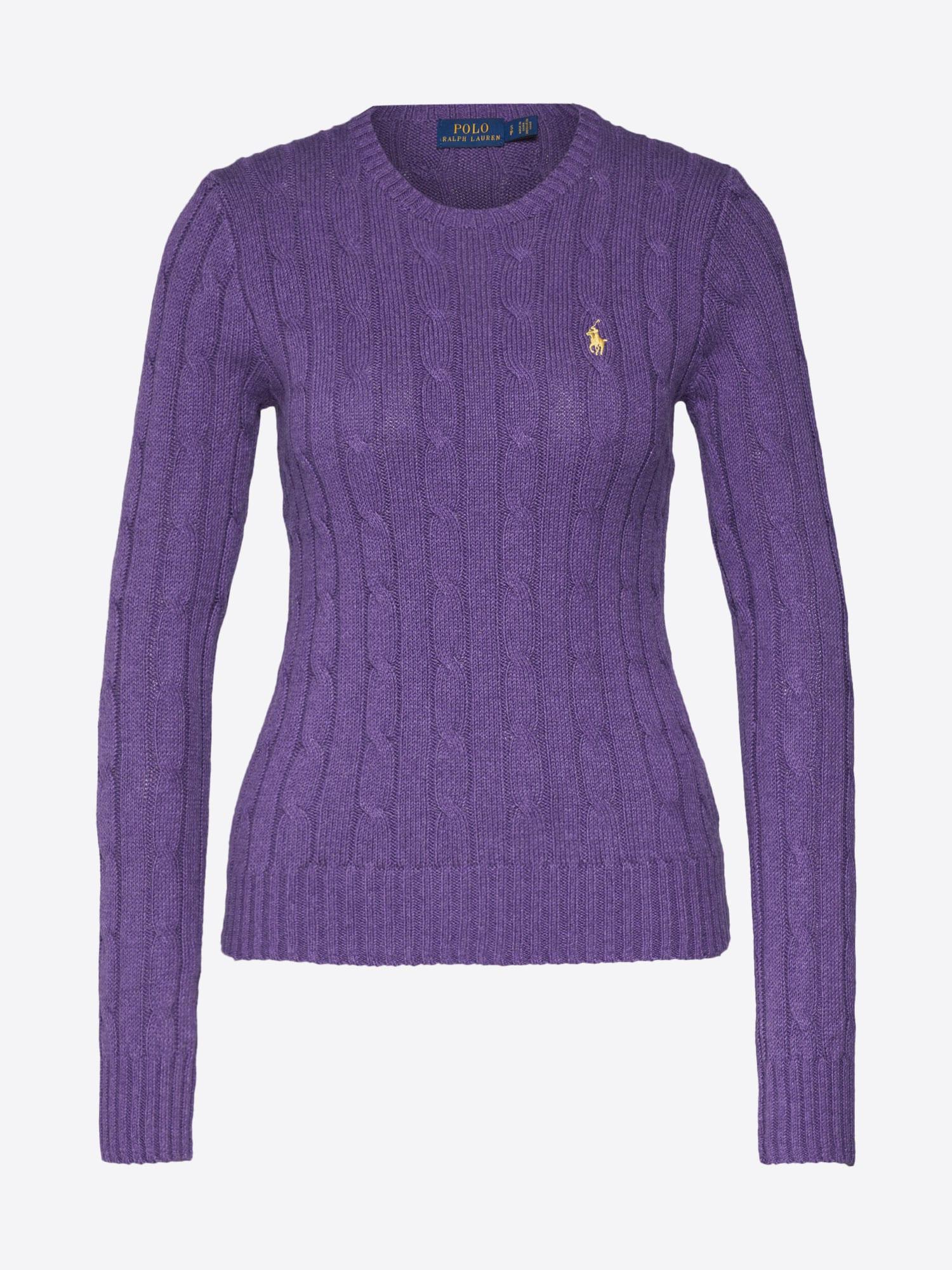 Trui Geel Dames.Polo Ralph Lauren Dames Trui Geel Lila Shop Via Mode Webwinkel Nl