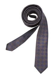 SEIDENSTICKER Herren Krawatte  Slim braun | 04048869348617