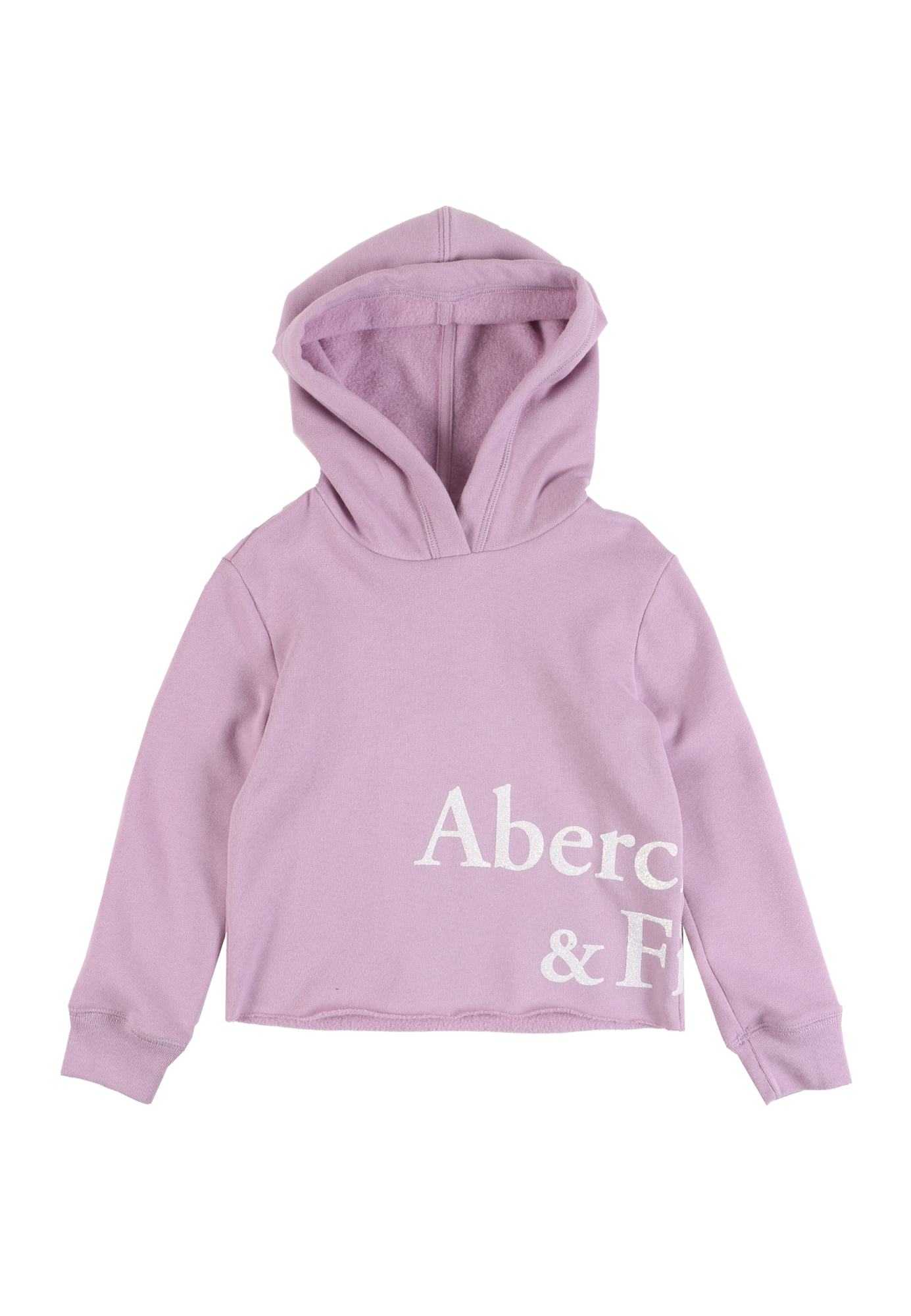 Abercrombie & Fitch Megztinis be užsegimo alyvinė spalva