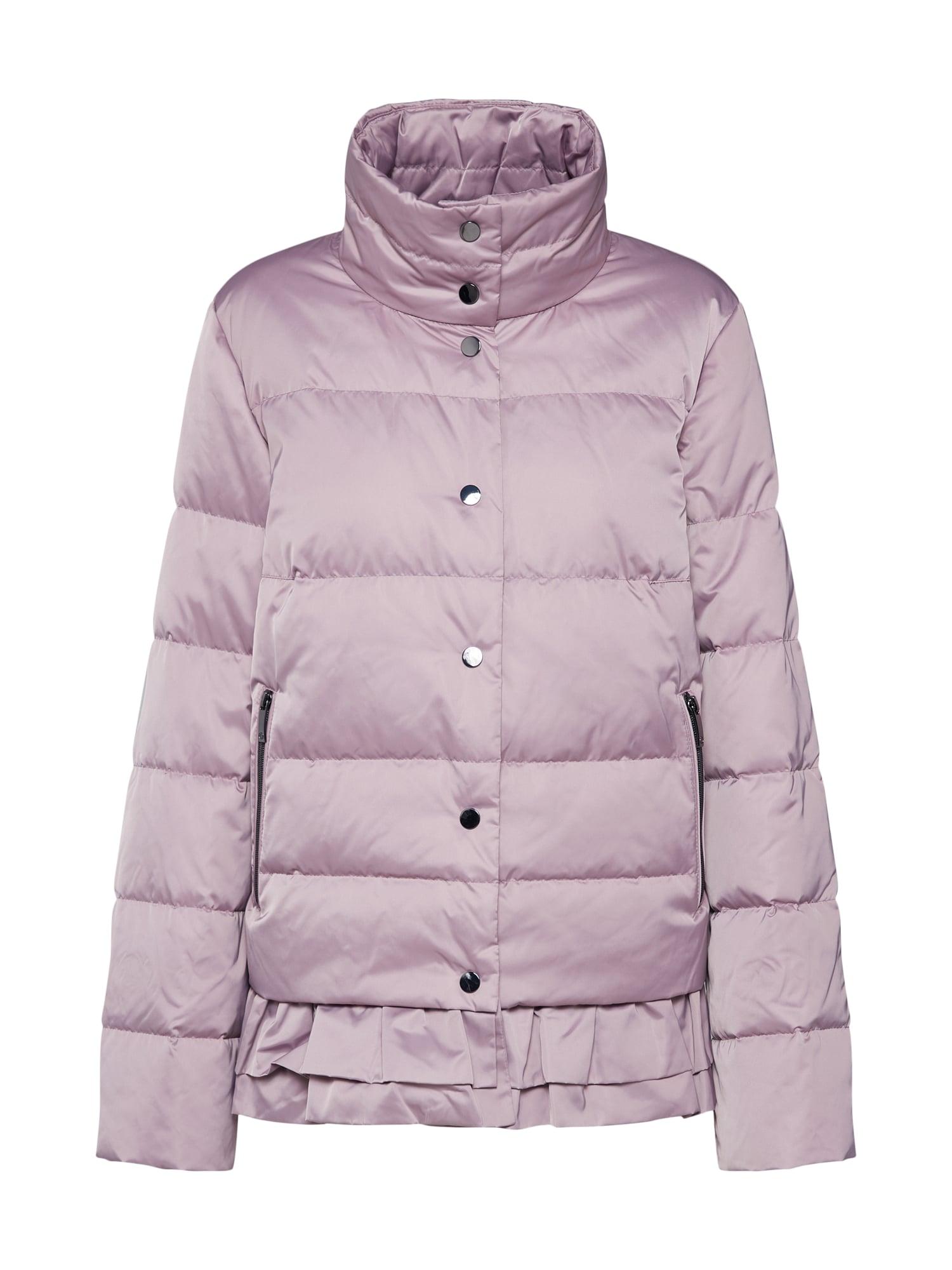 Zimní bunda 62007 šeříková LAUREL