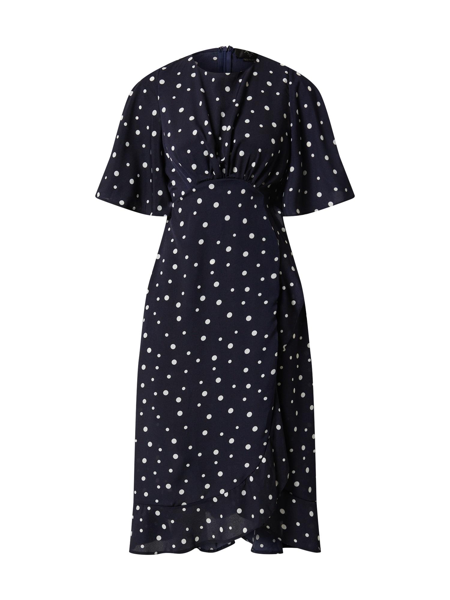 AX Paris Suknelė tamsiai mėlyna