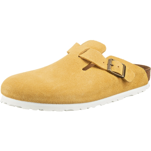 Clogs - Clogs 'Boston' › Birkenstock › gelb  - Onlineshop ABOUT YOU