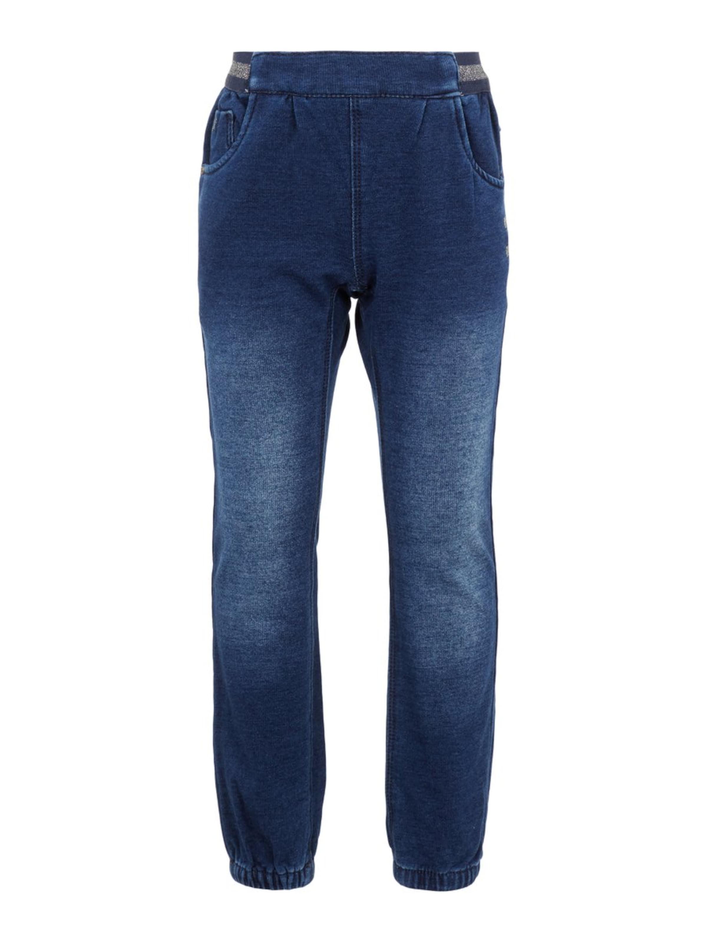 Kinder,  Mädchen,  Kinder NAME IT Jeans blau | 05713756371229