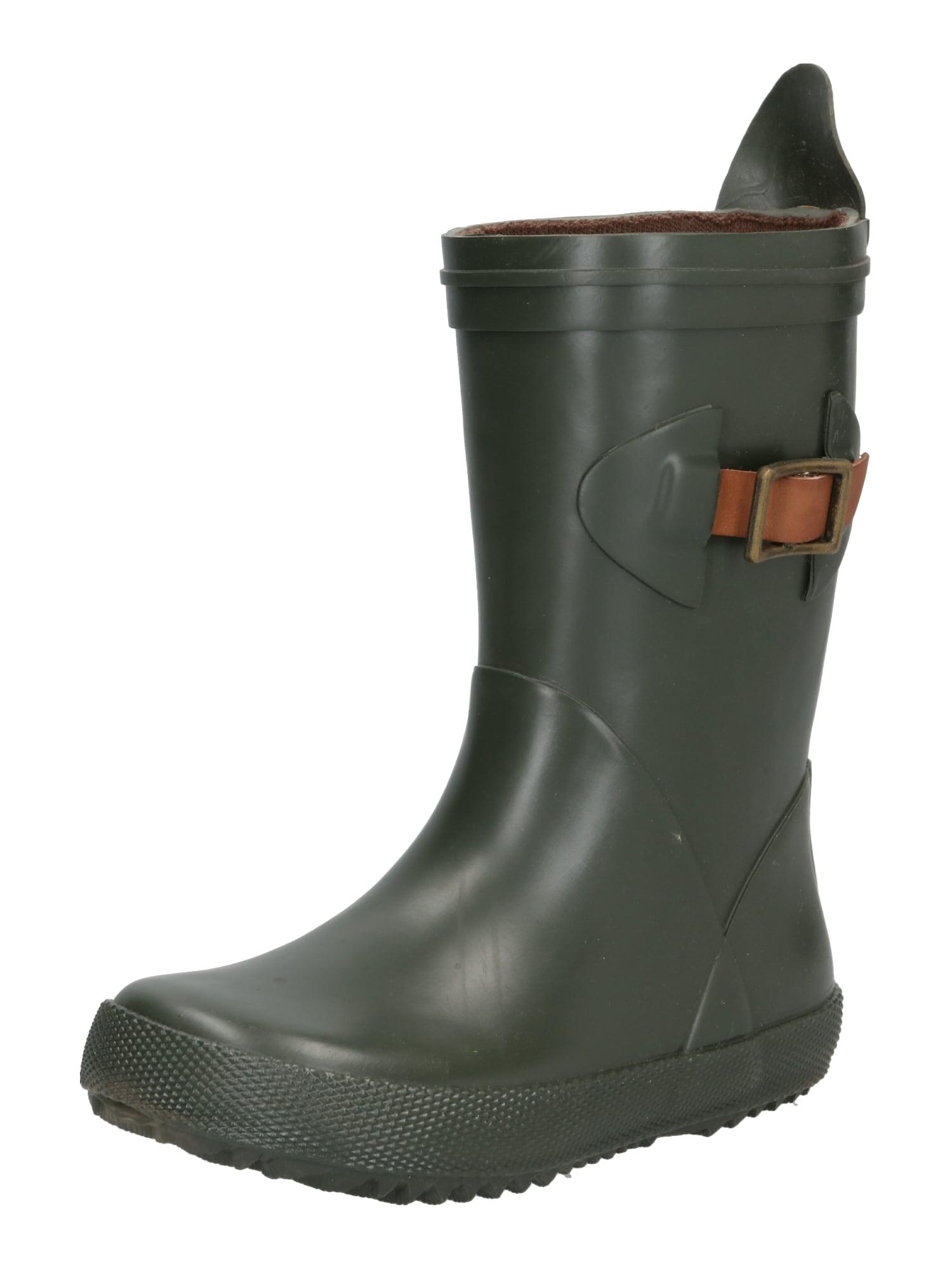 BISGAARD Guminiai batai 'SCANDINAVIA' žalia